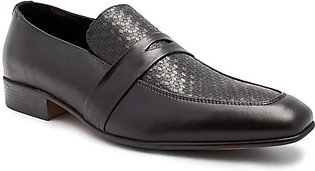 Servis Ndure Formal Shoes For Men Black (ND-BF-0003)
