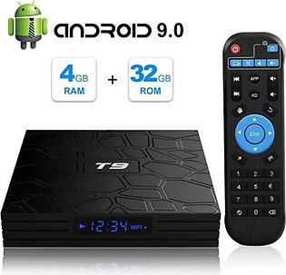 Consult Inn T9 9.0 4GB 32GB Android TV Box