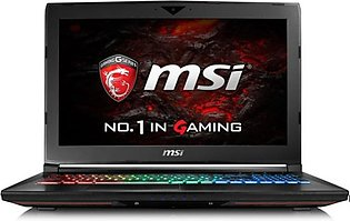 "MSI GT63 Titan-047 15.6"" Core i7 8th Gen GeForce GTX 1070 Gaming Notebook"