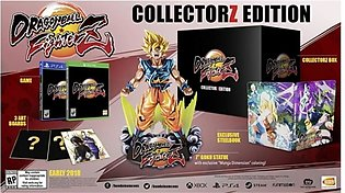 Dragon Ball FighterZ Collectorz Edition Game For PS4