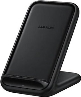 Samsung 15W Wireless Charger Stand For Galaxy Note 10/10+ Black (EP-N5200TBEGGB)