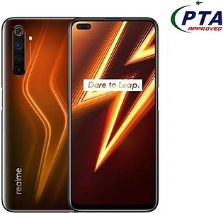 Realme 6 Pro 128GB 6GB RAM Dual Sim Lightning Orange