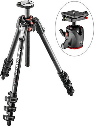 Manfrotto Carbon Fiber Tripod w/ XPRO Ball Head w/ Top Release System (MT190C...