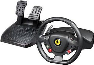 Thrustmaster Ferrari 458 Italia Racing Wheel For PC/Xbox 360