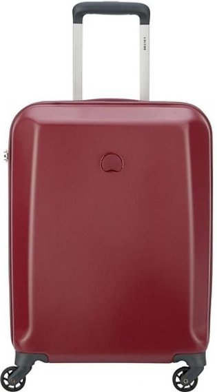 "Delsey Pilatus 4W 55"" Trolley Cabin Small Red (351280304)"