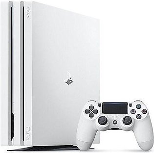 Sony PlayStation 4 Pro 1TB Console White