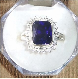 Gilgit Bazar Topaz Stone Ring For Women (GB366)