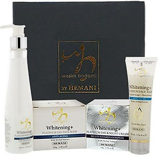 WB By Hemani Platinum Care Facial Kit