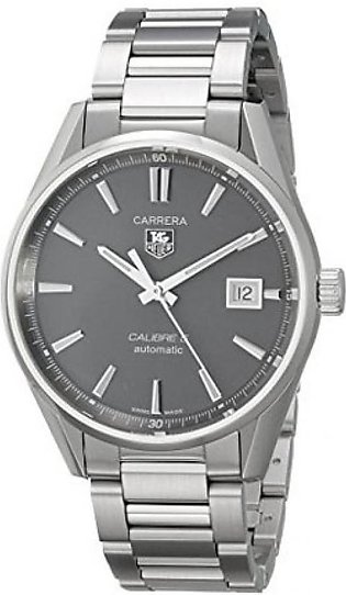 TAG Heuer Carrera Men's Watch Silver (WAR211CBA0782)
