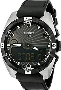 Tissot T-Touch Men's Watch Black (T0914204606100)