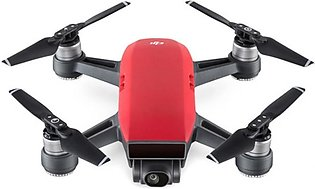 DJI Spark Quadcopter Lava Red