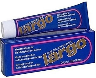 A1 Store King Size Largo Cream For Men