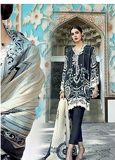 Gul Ahmed Winter Collection 3 Piece (PSM03)