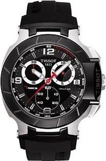 Tissot T-Sport Men's Watch Black (T0484172705700)