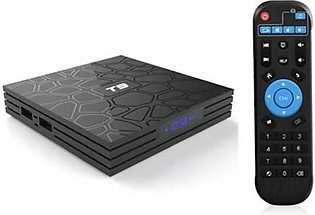 M.H Store T9 RK3328 4GB 64GB Android TV Box