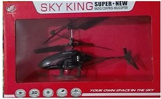 K Store Unbreakable RC Helicopter With Night Light