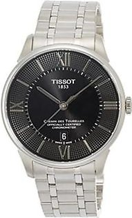Tissot Chemin Des Men's Watch Silver (T0994081105800)