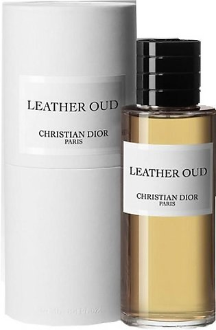 Christian Dior Leather Oud Eau De Parfum For Men 125ml