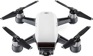 DJI Spark Quadcopter Alpine White