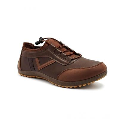 Servis Ndure Sports Shoes For Men Brown (ND-LU-0002)