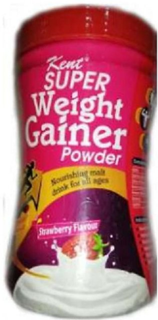 Karachi Shop Super Weight Gainer Strwawberry 300gm