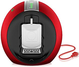 Nescafe Dolce Gusto Circolo Automatic Red Metal Coffee Maker