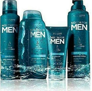 Oriflame North For Men Grooming Kit