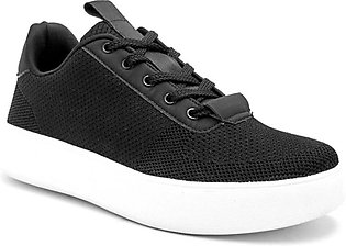 Servis Ndure Sports Shoes For Men Black (ND-ST-0110)