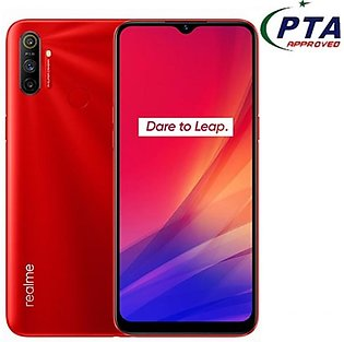 Realme C3 32GB 3GB RAM Dual Sim Blazing Red