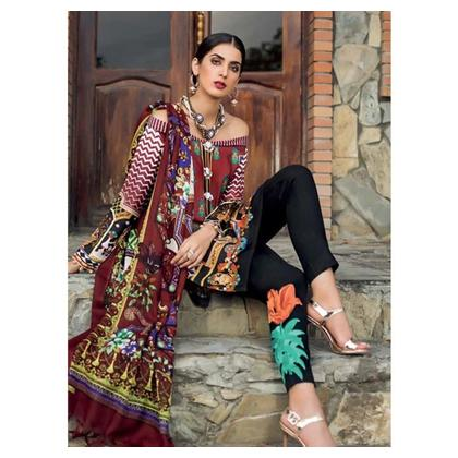 Gul Ahmed Winter Collection 3 Piece (P96)