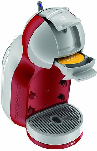 Nescafe Dolce Gusto Mini Me Automatic Coffee Machine Red