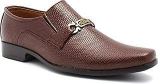 Servis Ndure Formal Shoes For Men Brown (ND-MT-0001)