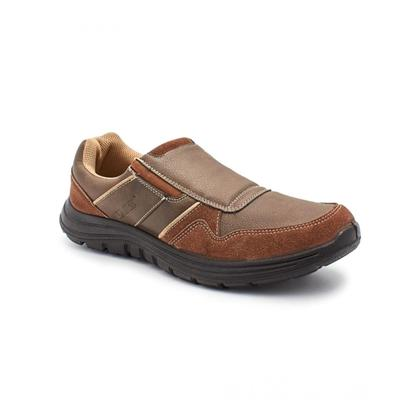 Servis Ndure Sports Shoes For Men Tan (ND-TR-0123)