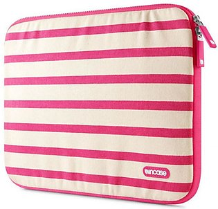 """Incase Striped Canvas Sleeve For 13"""" MacBook Pro"""