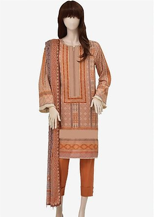 Saya Seher Lawn 2020 2 Pieces (UO-2019-03D)