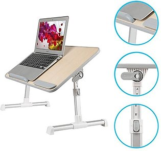 Versatile Wooden Laptop Table Stand