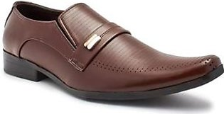 Servis Ndure Formal Shoes For Men Brown (ND-SM-0035)