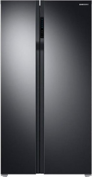 Samsung Side-By-Side Refrigerator 20 cu ft (RS55K50A02C)