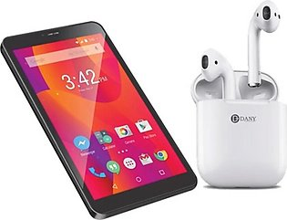 Dany Genius Star 8 Tablet With Hi-Pod Earbuds Combo Deal