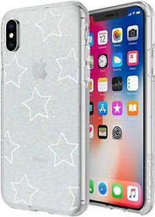 Incipio Design Series Classic Glitter Star Cut Out Case For iPhone X/XS