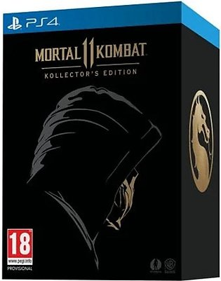 Mortal Kombat 11 Collector's Edition Game For PS4