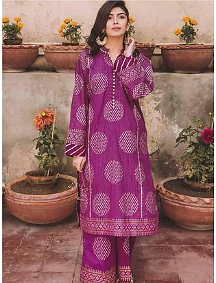 Gul Ahmed Vintage Garden Collection 2020 Unstitched Lawn 1 Piece (SL789)
