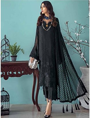 Gul Ahmed Summer Premium Collection 2020 3 Pieces (LE16)