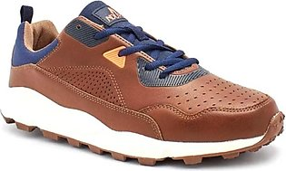 Servis Ndure Athletic Shoes For Men Brown (ND-TR-0137)