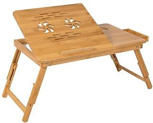 Laptab Wooden Laptop Table With Study Table