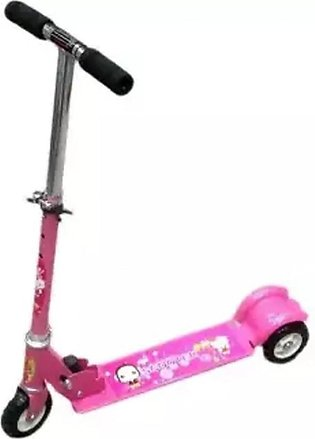 Noman Toys Scooty For Kids Pink
