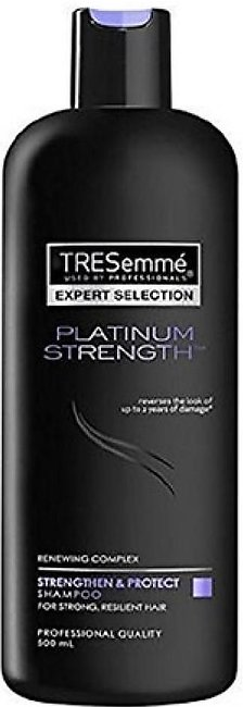 Tresemme Platinum Strength & Protect Shampoo 500ml