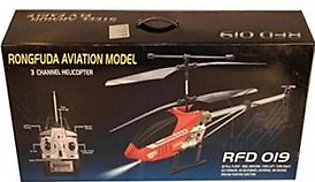 IQ Traders Remote Control Helicopter (RFD-019)