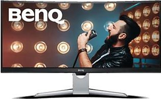 "Benq 35"" Eye-Care Technology Curved Gaming LED Monitor (EX3501R)"