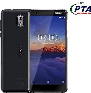 Nokia 3.1 32GB 3GB RAM Dual Sim Black/Chrome